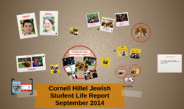 Jewish Student Life Report September 2014