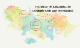 The Effect of Experience on Labeling: ADHD and Convenience