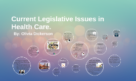 Current Legislative Issues in Health Care.