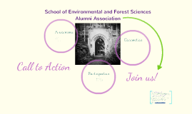 Copy of Copy of SEFS Alumni Association: Awareness, Connection, Participation