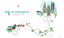 Proyecto Rally matemático