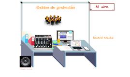 Algunos elementos de una emisora