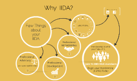 Copy of Why should I join the IIDA?