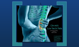 Chronic Low Back Pain