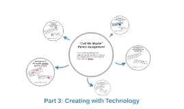 Part 3: Creating with Technology