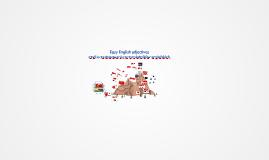 Copy of Easy English adjecives