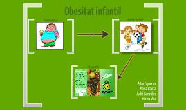 Obesitat infantil