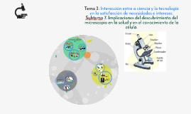 El origen del concepto actual de la célula como unidad estru