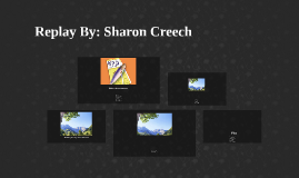Copy of Replay By: Sharon Creech