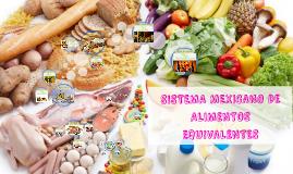 Copy of SISTEMA MEXICANO DE ALIMENTOS EQUIVALENTES