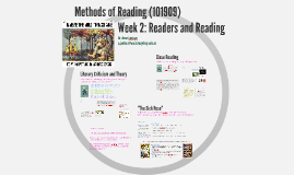 Methods of Reading (101909)