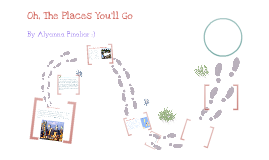 Oh, The Places You'll Go Project