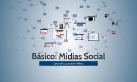 Curso básico: Mídias Social