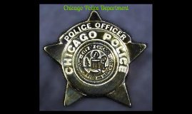 The Chicago Police Department in the 1980's