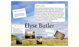 Elyse Butler