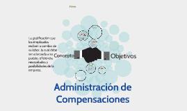 Copy of Copy of Administración de Compensaciones