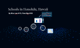Schools in Honolulu, Hawaii