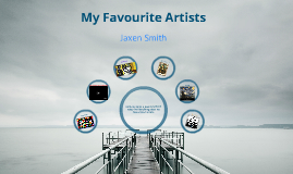 My Favourite Artists Are