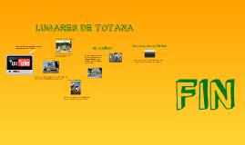 LUGARES DE TOTANA