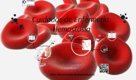 Cuidados de Enfermería: Hemostasia