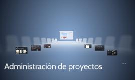 Informe de avance de proyecto
