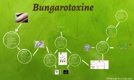 Bungarotoxine