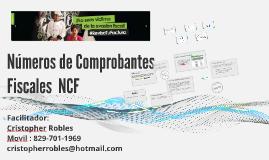 Números de Comprobantes Fiscal NCF