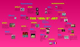 "The ""arts"""