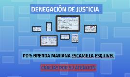 Copy of DENEGACION DE JUSTICIA