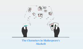 The Characters in Macbeth