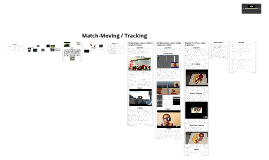 Copy of Match Moving / Tracking