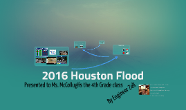 2016 Houston Flooding