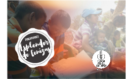 Fundación Pan de Esperanza: Proyecto Esplendor de Cenizas