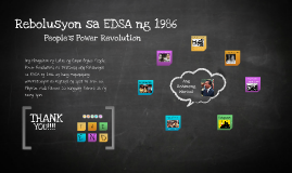 Copy of Rebolusyon sa EDSA ng 1986