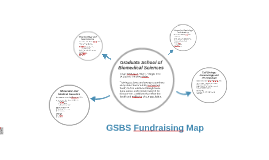 GSBS Fundraising Map