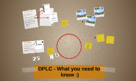 DPLC - What you need to know :)