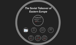 The Soviet Takeover of Eastern Europe