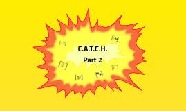 Copy of CATCH PT. 2 2013-2014
