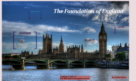 The Foundation of England