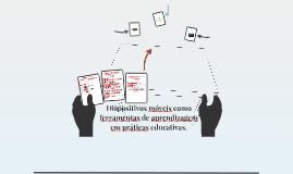 Dispositivos móveis como ferramentas de aprendizagem em prát