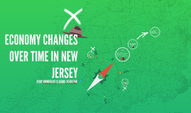 ECONOMY CHANGES OVER TIME IN NEW JERSEY
