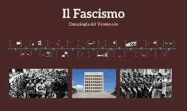 Ventennio Fascista