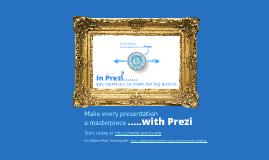 Copy of What is Prezi?