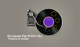 DJ Lesson