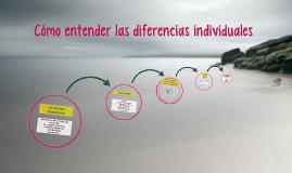 Copy of Como entender las diferencias individuales