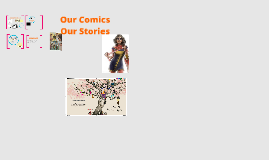 Our Heroines, Our Comic Books