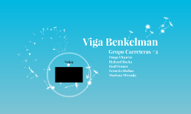 Copy of Viga Benkelman