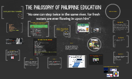 Copy of THE PHILOSOPHY OF PHILIPPINE EDUCATION
