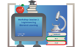 Implementing Blended Learning (18 June 2012)