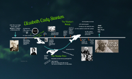 A Toast:Life of Elizabeth Cady Stanton